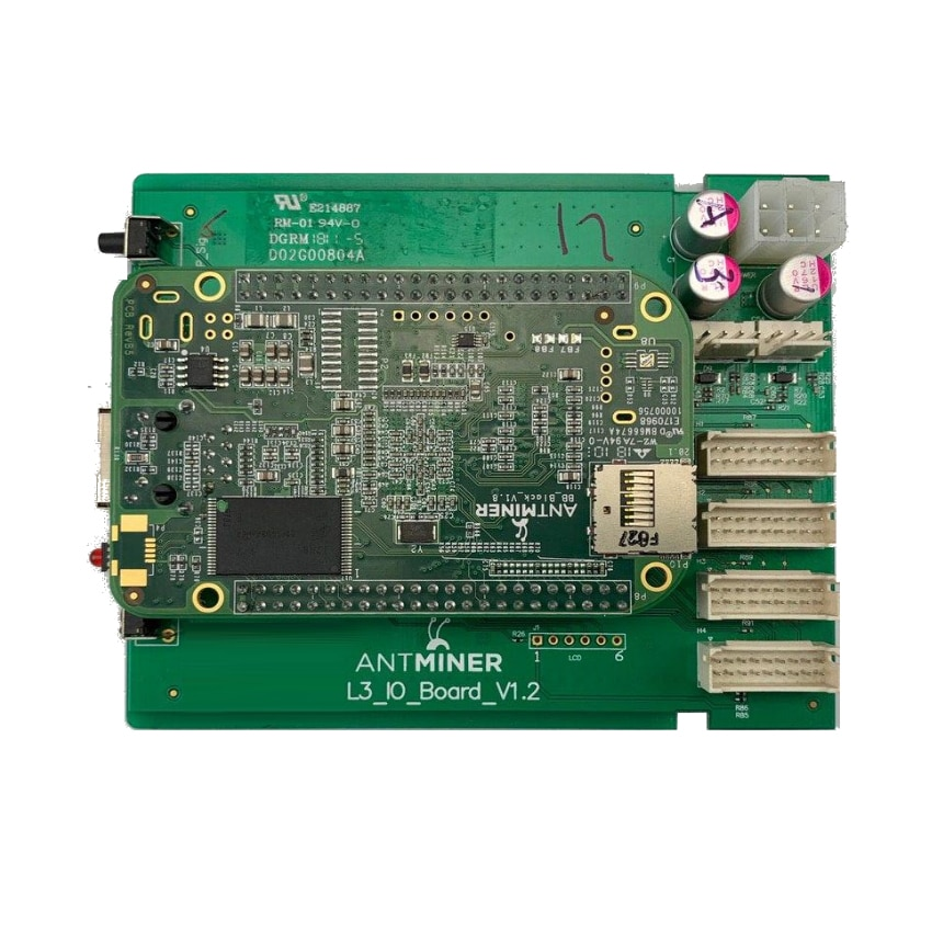 Replacement Control Board BB18 for Antminer L3_ D3 A3 X3