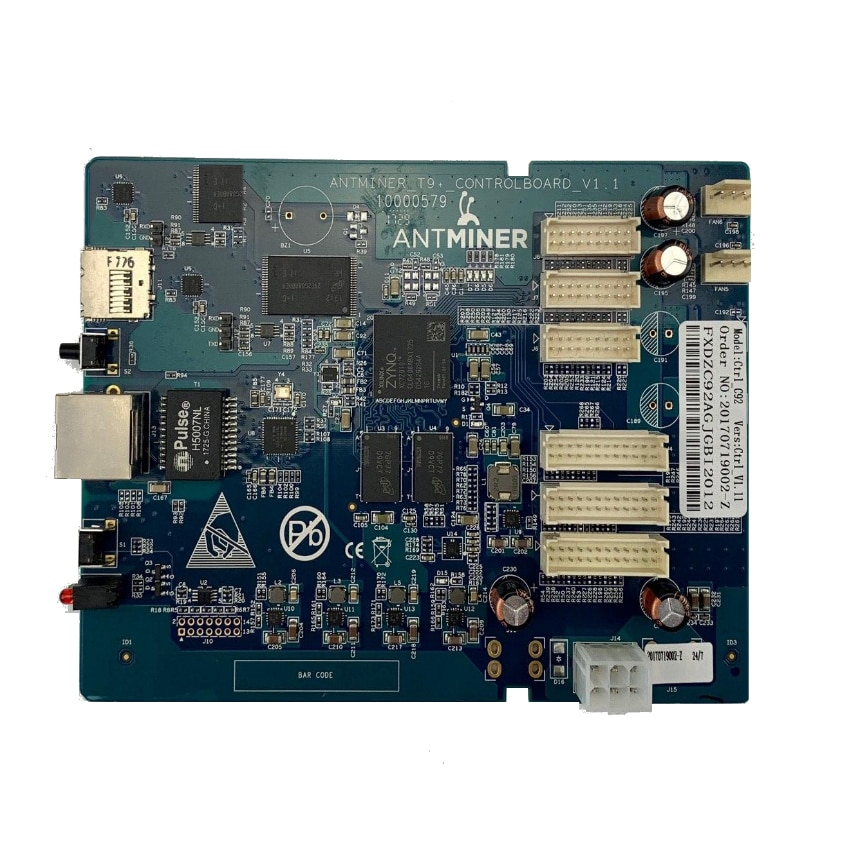 Replacement Control Board C92 for Antminer E3 S9 Hydro T9_